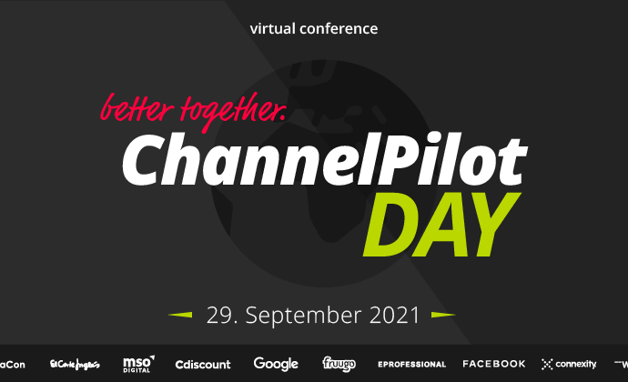 ChannelPilot Day am 29. September 2021 mit Marktplatzexperte OnMaCon