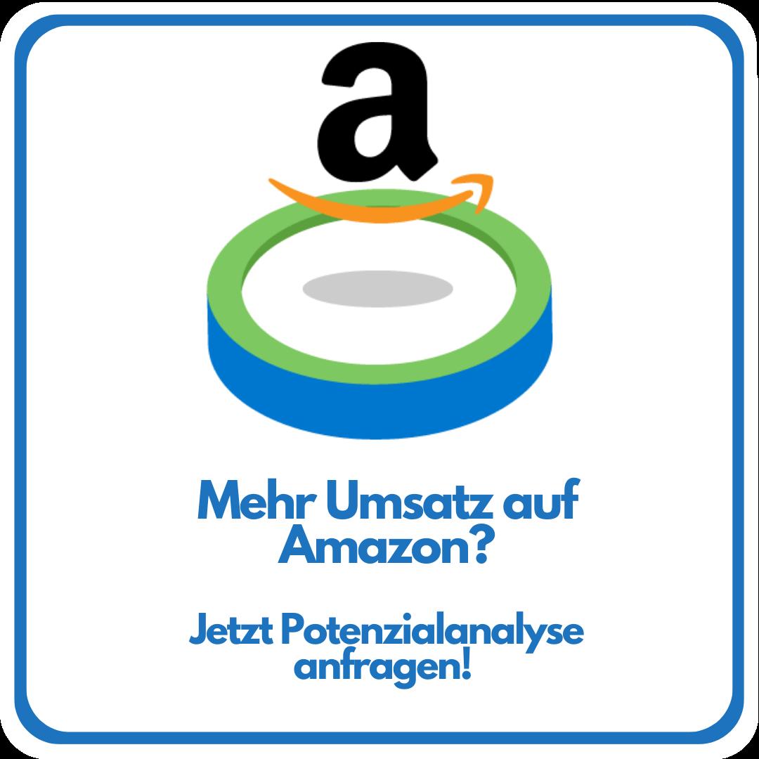 Amazon Agentur Potenzialanalyse